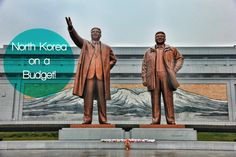Apparently you can travel by train to Pyongyang relatively easily.