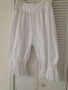 Authentic Retired Magnolia Pearl Bloomers #MagnoliaPearl #CasualPants