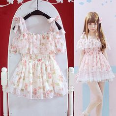 Kawaii strapless dress  - Thumbnail 5