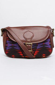 Tribal Crossbody Bag / Pendleton