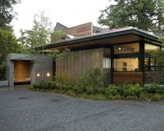 Modern Exterior Design, Pictures, Remodel, Decor and Ideas - page 12