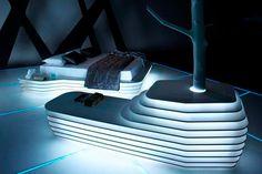 Diseño de stands de corian