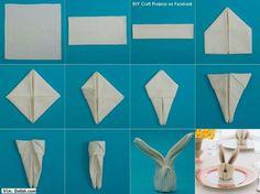 1000 images about servietten falten on pinterest weihnachten napkin folding and napkins. Black Bedroom Furniture Sets. Home Design Ideas