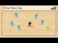 Star Wars Tag - Tactical games