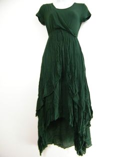 Lagenlook Layered Italian Dress in 5 Colours One Size to Fit Sizes 10 16   eBay