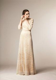 Beautiful modest A La Russe fashion winter 2013 collection | Mode-sty