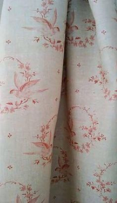 A preview of the gorgeous new fabric 'Birdsong' from Peony & Sage.