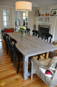 Farmhouse Table - For the Home