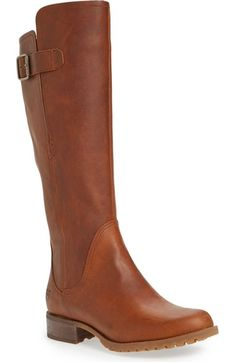 Timberland 'Banfield' Waterproof Knee High Boot (Women) available at #Nordstrom size 8.5 regular calf