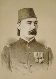 Colonel  (Brevet General) William Hicks (also known as Hicks Pasha , 1830–1883.