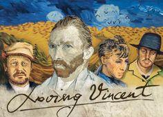 'Loving Vincent' un Art Talk per presentare il film sul genio Van Gogh