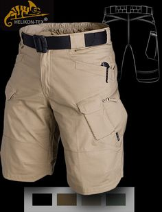 Helikon-Tex Urban Tactical Shorts