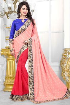 Nari Fashion's Style Queen Designer Saree