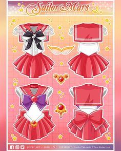 Sailor Moon Character, Sailor Moon Crystal, Sailor Mars, Blue Exorcist, Sailor Scouts, Cardcaptor Sakura, Magical Girl, Anime, Science Experiments