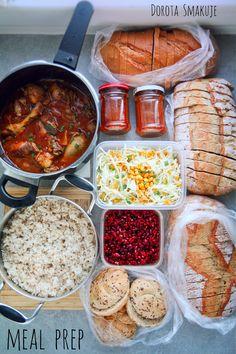 Meal prep – gotowanie na zapas #Mealprep – #gotowanie #nazapas Freezer Meals, Meal Prep, Prepping, Food, Essen, Meals, Meal Planning, Freezer Cooking, Yemek