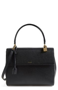 Saint Laurent 'Large Moujik' Leather Satchel | Nordstrom