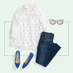 Outfit, check. Shoes, check. Sunglasses…? See which shades you need to complete your summer looks.