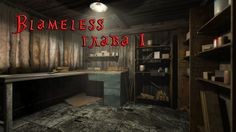 Blameless. Прохождение - глава 1