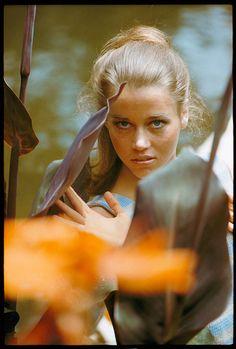 Outspoken and always candid Jane Fonda