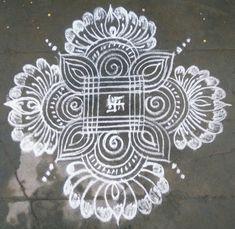 Dewali special Rangoli Designs Latest, Rangoli Designs Flower, Latest Rangoli, Rangoli Kolam Designs, Rangoli Ideas, Rangoli Designs Images, Kolam Rangoli, Beautiful Rangoli Designs, Simple Rangoli