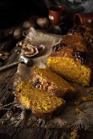 Pratos e Travessas: Bolo de bolina e anis # Pumpkin and star anise cake