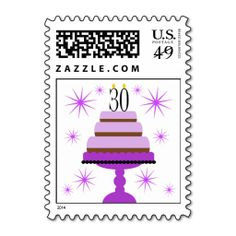 ==>Discount          	Purple Tiered Cake 30th Birthday Postage Stamps           	Purple Tiered Cake 30th Birthday Postage Stamps In our offer link above you will seeReview          	Purple Tiered Cake 30th Birthday Postage Stamps please follow the link to see fully reviews...Cleck Hot Deals >>> http://www.zazzle.com/purple_tiered_cake_30th_birthday_postage_stamps-172510631760812081?rf=238627982471231924&zbar=1&tc=terrest