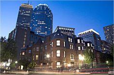 boston hotels valentine's day