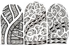 Maori Tattoo Designs and Meanings - Yahoo Image Search Results Tribal Drawings, Art Tribal, Tribal Shoulder Tattoos, Tribal Arm Tattoos, Polynesian Tribal Tattoos, Samoan Tattoo, Tattoo Maori, Armband Tattoo, Maori Designs