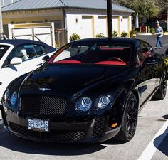 #bently #coupe #murderedout