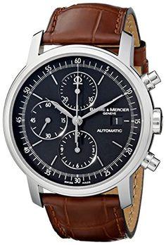 Baume & Mercier Men's MOA08589 Classima Executive Analog Display Swiss Automatic Brown Watch Baume & Mercier http://www.amazon.com/dp/B00OVVM7DW/ref=cm_sw_r_pi_dp_8X0uwb1H5SXVB