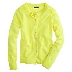 Merino Tippi cardigan - Cardigans - Women's sweaters - J.Crew $85