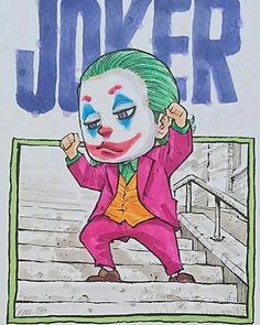 276 Me gusta, 0 comentarios - Superhero Joker Drawings, Batman Drawing, Marvel Drawings, Cartoon Drawings, Cool Drawings, Cartoon Art, Joker Cartoon, Joker Poster, Joker Images
