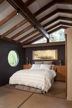 Asian Master Bedroom