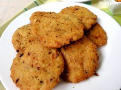 Mathri Recipe / Punjabi Masala Mathri / Indian Savoury Crackers