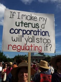 """So much uteri-magination. 