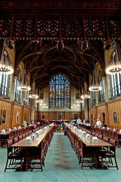 Proctor Hall, Graduate College @ Princeton University by Dean Shu / Chyi-Dean Shu, via Flickr