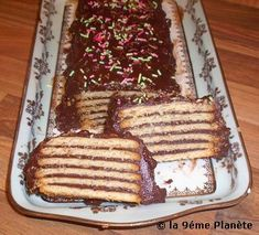 Fondant, Tiramisu, Waffles, Biscuits, Breakfast, Cake, Ethnic Recipes, Food, Kitchens