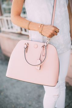 434b453169a9 Avoiding White Jeans  Try This Pair. Vince Camuto BagExpensive PursesMichael  Kors ...
