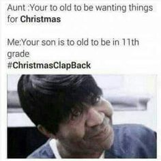What Your Favorite Christmas Song Says About You Funny Comebacks, Funny Relatable Memes, Funny Facts, True Memes, Funny Tweets, Christmas Clapback, Thanksgiving Clapback, Black People Memes, Black Memes