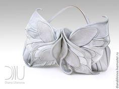 Купить Бабочка1 - разноцветный, однотонный, шарф женский, красивый шарф, необычный шарф, комбинированный