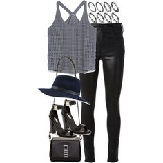 Sin título #4871 by marym96 on Polyvore featuring Zara, Citizens of Humanity, Topshop, Proenza Schouler and rag & bone