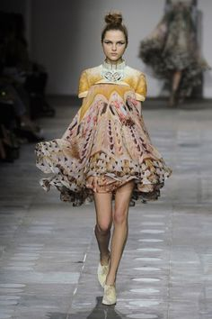 Mary Katratzou AW2012 beautiful... also from a great blog