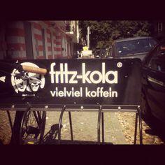 La Fritz-Kola, muy fan Fritz Kola, Broadway Shows, Fan, My Love, Products, Decor, Decoration, Hand Fan, Decorating