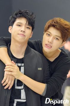 Woohyun + L