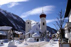 St Anton, Austria - Snowboarding & Paragliding
