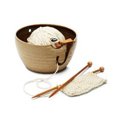 Birdie Yarn Bowl, $49, by Aaron A Harrison