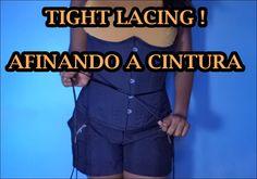 Tigh Lacing – Método para reduzir a cintura de forma definitiva | Feminina e Original ♡