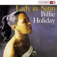 Billie Holiday - Lady in Satin CD