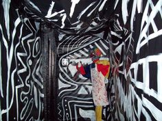 Indoor Haunted House Maze Ideas 2013 In New Haunted House