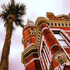 Historic architecture in Brunswick, #Georgia.